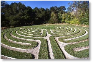 Labyrinth Construction on